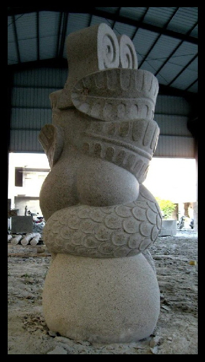 Unity - granite - 2.20m height